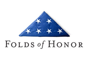 RTG community parther Folds of Honor